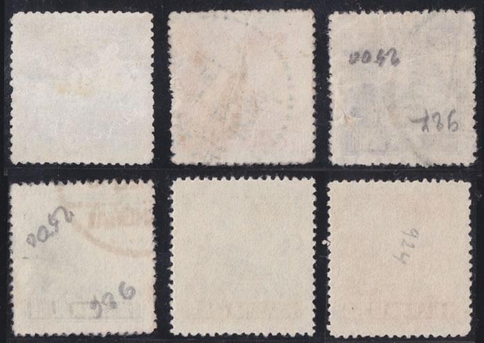 邮票深棕色背景素材