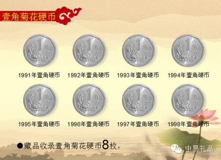中国硬币五朵金花_《新中国硬币大系》--中国五朵金花硬币分币大全【重磅来袭】送《至尊