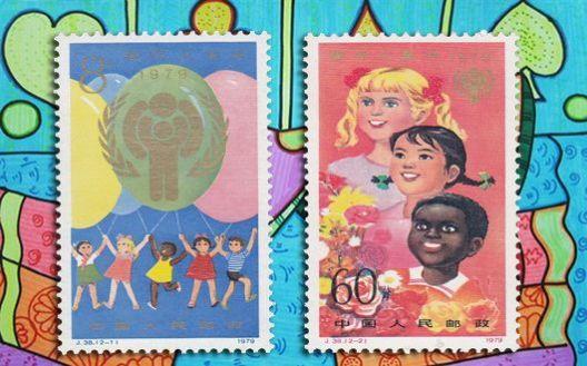 J38 国际儿童年(YM)