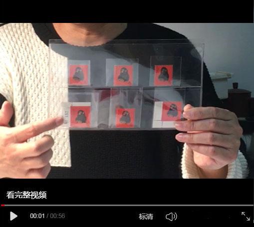 李国庆直播间畅聊:珍邮T46猴