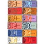 澳门邮票 澳门十二生肖(小本票大全12本齐)(1984-1995年)