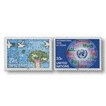 国际和平年邮票 (联合国)