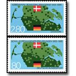 波恩哥本哈根共同声明30周年邮票