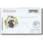 1996年最佳邮票评选纪念封