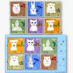 香港儿童邮票-宠物与我(邮票+小全张)(2013年)