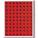 朝鲜2013年猴年整版80枚全新 大版票   猴票