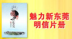 LP10005 魅力新东莞明信片册