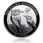 澳大利亚2017年翠鸟1盎司纪念银币(鸡年版)