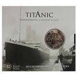 泰坦尼克号100周年纪念币