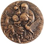 寿星大铜章