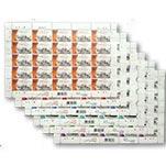 香港邮票 2015年 特种政府船只 大版张 含25套邮票