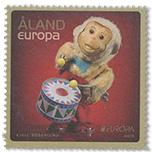奥兰群岛2016生肖猴年邮票1枚全
