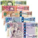博茨瓦纳纸币一套