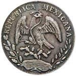 1889年墨西哥鹰洋