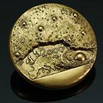 法国巴黎造币厂大师梅约著名系列日历2000年镇纸章