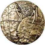 中国文明的演变铜章