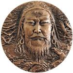 成吉思汗大铜章