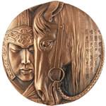 花木兰大铜章