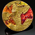法国大铜章 史前文明动物大铜章(大师雅克比尔)