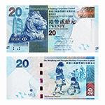 LP40134-B 吉庆佳节中秋纪念钞单币带折