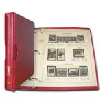 RC009 菲勒高档编号票(1970-1974)全册