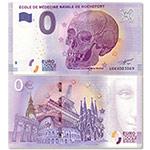 WGZB2867 2017年欧盟0元城市系列纪念钞骷髅头