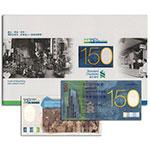 亚洲-全新UNC 中国香港150港币 渣打银行成立150周年纪念钞