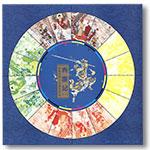 RM683 邮票印刷工艺叠色样张--西游记(一)小版票(2018年)