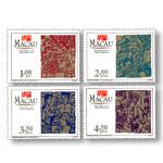 AM0006 S82  春节邮票(1994年)粉胶