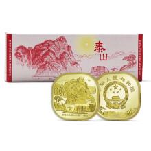 世界文化和自然�z�a--泰山普通�o念�牛ㄔ�盒100枚)