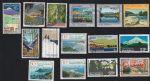 新西兰自然风景 信销邮票 (新西兰,大洋洲)