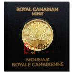 LP60026 2016年加拿大枫叶1克金币