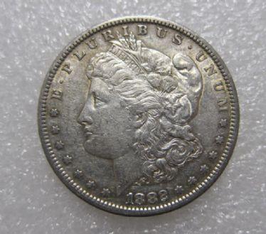 1882年摩根1元大银币 中邮网[集邮/钱币/邮票/金银币 ...