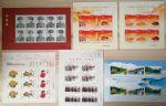 2005-20 解放军大将等6套小版(合售)
