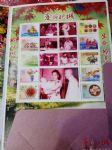 台湾蒋经国邮票个性化小版(慈辉映湖)