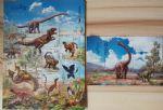2017-11 中国恐龙(版票、小型张)