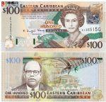 格林纳达纸币100元