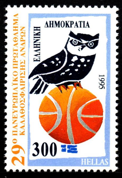 希腊1995欧洲篮球锦标赛(大图展示)