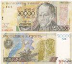 2001年版委内瑞拉(20000)