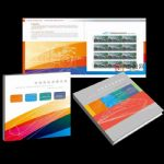 YC-198 《中国高速铁路发展成就》邮票珍藏册--中国集邮总公司