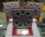 YFBC-76 1991-2001年29枚老三花礼品套装