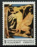 OZ3497 希腊1994年少女赶马车 神话邮票