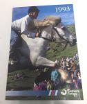 OZ3512法罗群岛1993年 新票 小全张 全年邮折