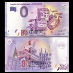 WGZB2867-N 2017年欧盟0元纸币城市系列普罗旺斯的橄榄纪念钞