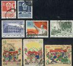 BFC204 纪70、纪73、纪74成套信销票3套合售