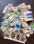 HS739外国多专题邮票 新 旧 邮票一包 个别有重复