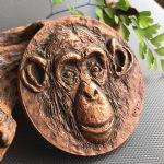 法��大�~章--黑猩猩(72mm)