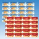 2020年故宫紫禁城建成600年纪念钞(二十连体)