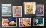 WG00022 加拿大邮票七套合售