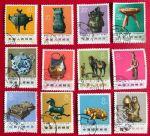 BFN106 �66-77 文化革命期�g出土文物成套信�N票